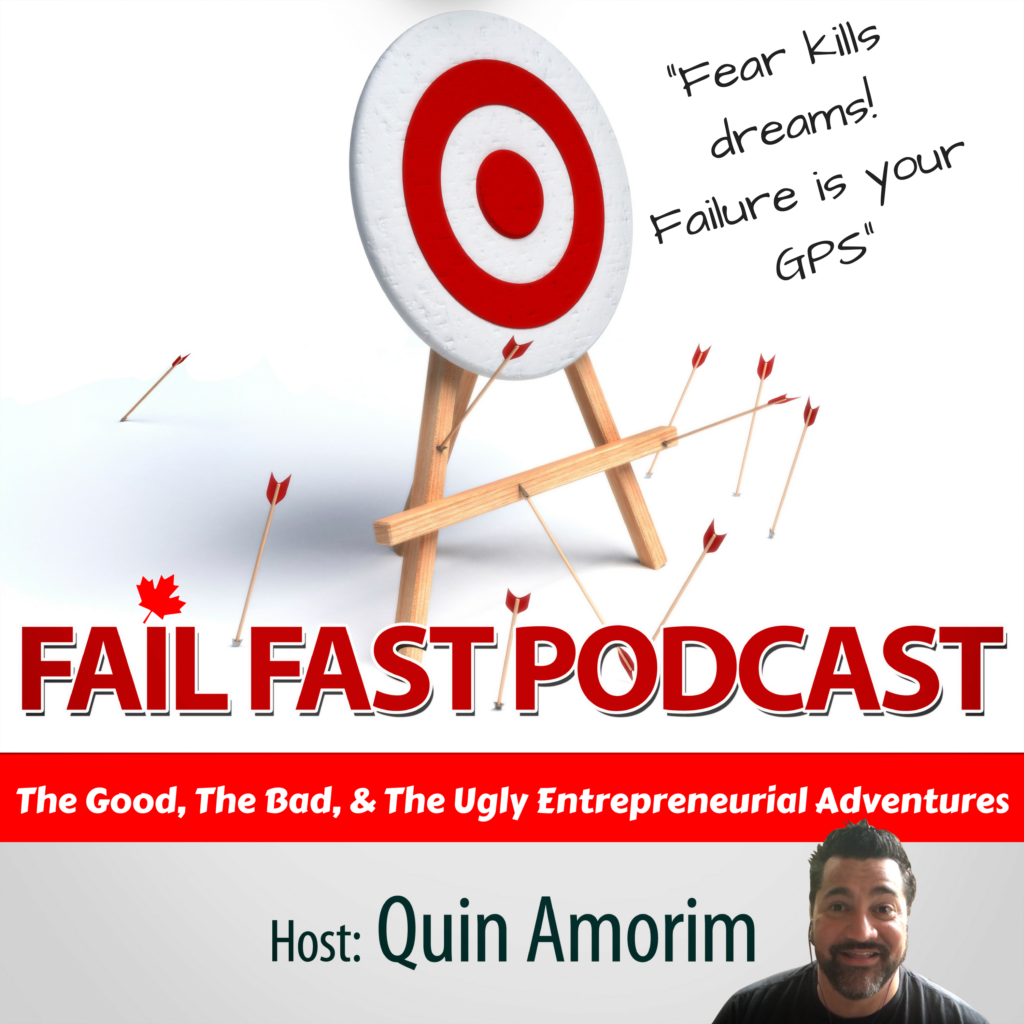 Fail Fast Podcast Banner