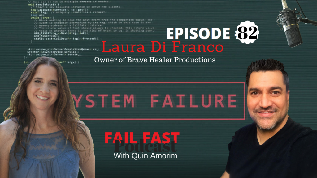 Laura Di Franco Owner of Brave Healer Productions - Ep. 82