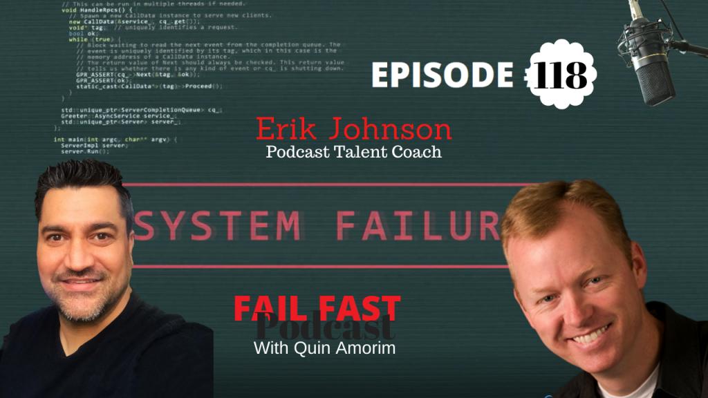 Erik Johnson - Podcast Talent Coach